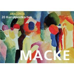 Postkartenbuch August Macke