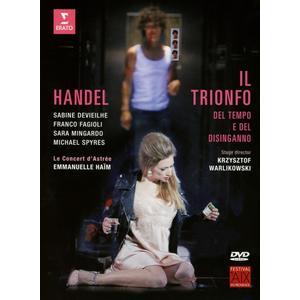 Il Trionfo del Tempo e del Disinganno / Devieilhe,Sabine/Fagioli,Franco/Haim,Emmanuelle