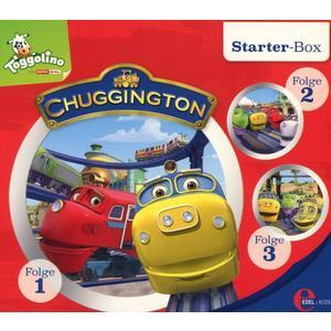 Chuggington - Starter-Box - 3 CD
