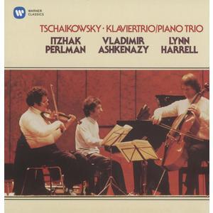 Klaviertrio / Perlman,Itzhak/Ashkenazy,Vladimit/Harrell,Lynn