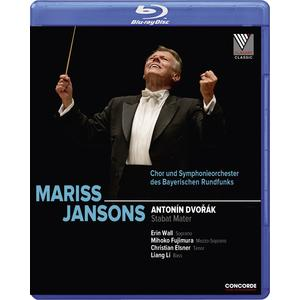 Musik-CD Antonin Dvorak: Stabat Mater / Jansons,Mariss, (1 Blu-Ray Video)