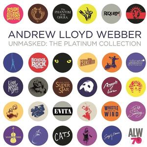 Lloyd-Webber,Andrew - UNMASKED: THE PLATINUM COLLECTION - 2 CD