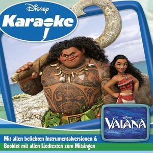 Diverse Kinder - VAIANA (KARAOKE/DEUTSCH) - 1 CD
