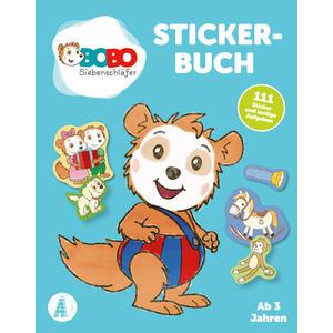 Bobo Siebenschläfer Stickerbuch