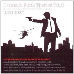Various - Dramatic Funk Themes # 2 - 1 Vinyl-LP