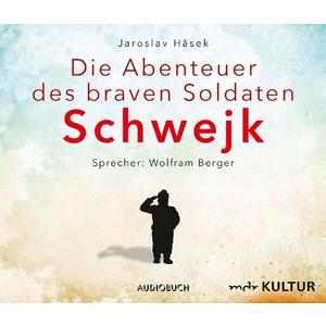 Berger,Wolfram - Die Abenteuer Des Braven Soldaten Schweijk - 8 CD