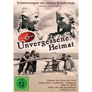 History Films - Unvergessene Heimat - 6 DVD