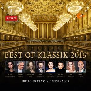 Musik-CD Best Of Klassik 2016 / Diverse Klassik, (3 CD)