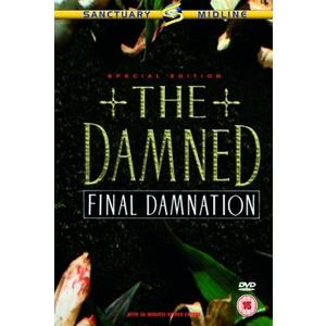 Musik-CD Final Damnation / Damned, The, (1 DVD-Video Album)