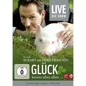 Hirschhausen,Eckart von - Glück kommt selten allein - 1 DVD