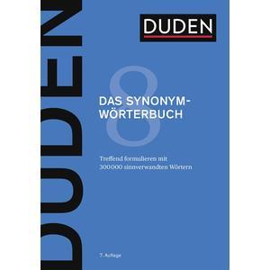 Duden – Das Synonymwörterbuch