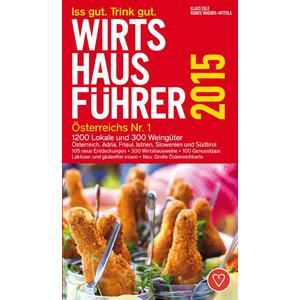 Wirtshausführer Österreich 2015