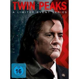 Kyle MacLachlan,Dana Ashbrook,Richard Beymer - Twin Peaks-A Limited Event Series-Special Edit - 1 DVD