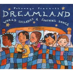 Musik-CD Dreamlands-World Lullabies & Soothing Songs / Putumayo Kids, (1 CD)