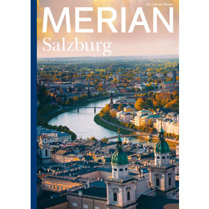 MERIAN Magazin Salzburg 02/2021