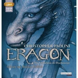Fröhlich,Andreas - (1/MP3)Eragon-Das Vermächtnis Der Drachenreiter - 3