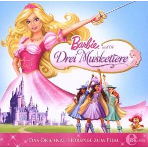 Barbie Und Die Drei Musketiere - Das Original Hörspiel z.Film - 1 CD