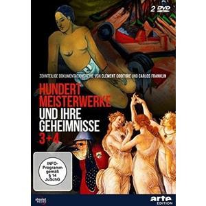 Cogitore,Clement - Hundert Meisterwerke und ihre Geheimnisse 3+4 - 2 DVD