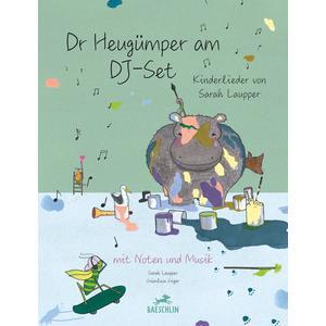Dr Heugümper am DJ-Set