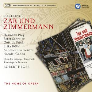HEGER/PREY/FRICK/KÖTH/GEDDA - ZAR UND ZIMMERMANN - 3