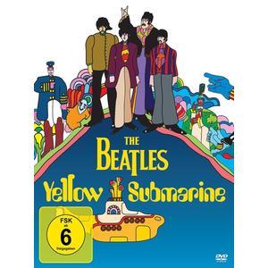 Musik-CD Yellow Submarine / Beatles,The, (1 DVD-Video Album)