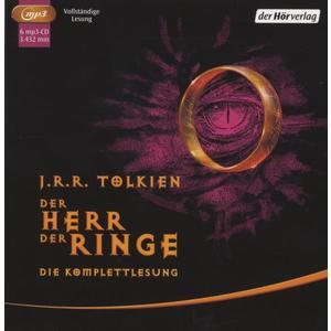 Höppner,Achim/Heidenreich,Gert - (1-3/MP3)Herr Der Ringe - 6
