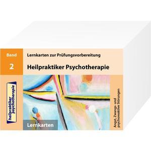 Heilpraktiker Psychotherapie -- 200 Lernkarten - Angst, Zwangs- und psychoreaktive Störungen (Teil 2)