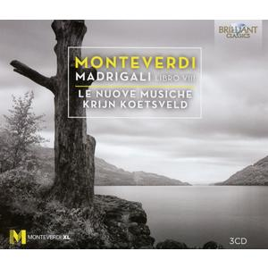 Madrigali-Libro VIII / Koetsveld,Krijin/Le Nuove Musiche