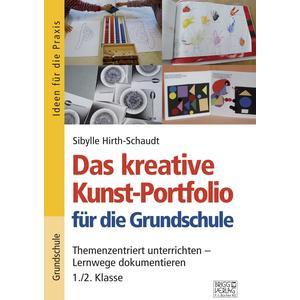 Das kreative Kunst-Portfolio für die Grundschule – 1,/2. Klasse