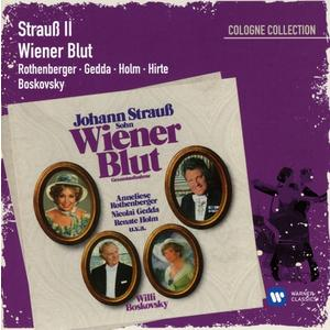 Musik-CD Wiener Blut / Rothenberger,Anneliese/Gedda,Nicolai/Boskovsky,W., (2 CD)