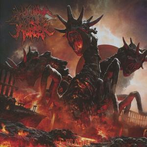 Thy Art Is Murder - Hate - 1 CD
