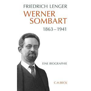 Werner Sombart 1863-1941