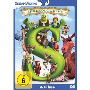 Various - Shrekologie 1-4 - 4 DVD