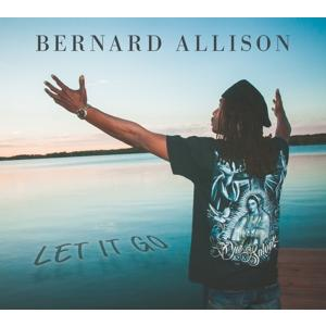 Allison,Bernard - Let It Go - 1 CD
