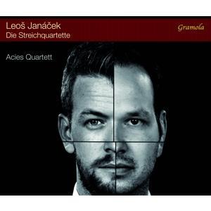 Acies Quartett - Streichquartette 1/2 - 1 CD