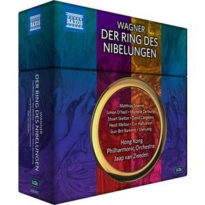 Van Zweden,Jaap/Hong Kong Phil - Der Ring des Nibelungen - 14 CD