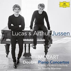 Musik-CD Double Piano Concertos / Jussen,Arthur & Lucas/Marinner,Neville/Asmf, (1 CD)