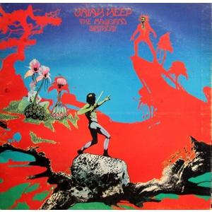 Uriah Heep - The Magician's Birthday. - 1 Vinyl-LP