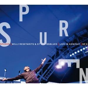 Resetarits,Willi & Stubnblues - Spuren - 1 CD