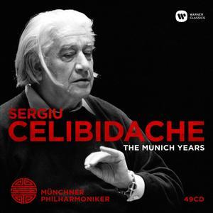 Celibidache, Sergiu/MP - The Munich Years - 49 CD