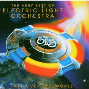 ELECTRIC LIGHT ORCHESTRA - ALL OVER THE WORLD: THE VERY B - 1 CD