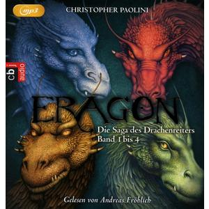 Fröhlich,Andreas - (1-4/MP3)Eragon Box-Die Saga Des Drachenreiters - 16