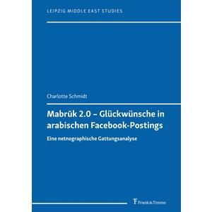 Mabr?k 2.0 – Glückwünsche in arabischen Facebook-Postings