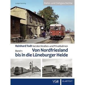 Reinhard Todt bei den Straßen- und Privatbahnen Bd. 1