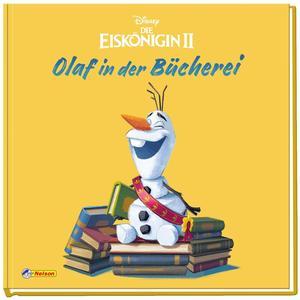 Disney Die Eiskönigin 2 - Olaf in der Bücherei