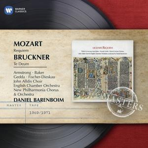 Musik-CD Requiem,Te Deum / Barenboim/Baker/Gedda/Fischer-, (1 CD)