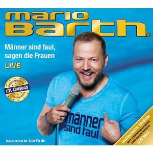 Barth,Mario - Männer sind faul,sagen die Frauen (Live) - 2 CD