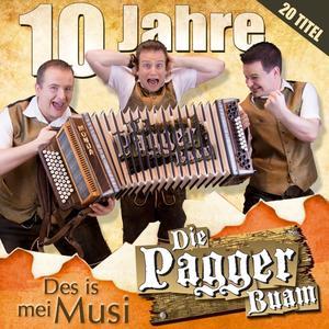 PAGGER BUAM,DIE - DES IS MEI MUSI - 1 CD