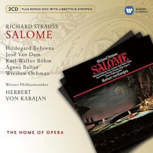 KARAJAN/BEHRENS/WP - SALOME - 3