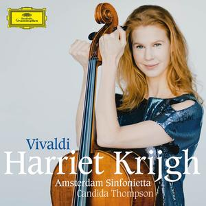 Musik-CD Vivaldi / Krijgh,Harriet, (1 CD)